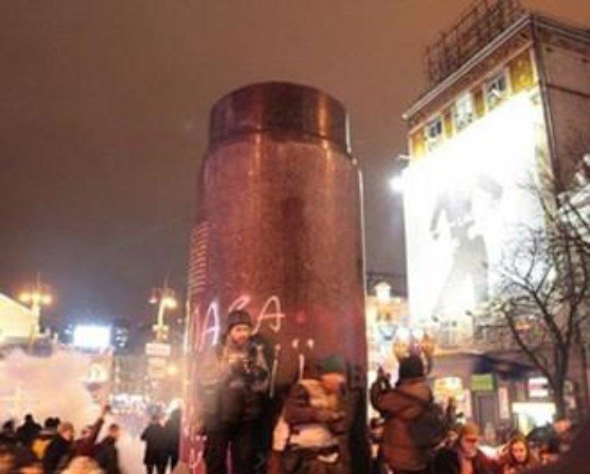 На месте Ленина в Киеве пока что ставить ничего не будут