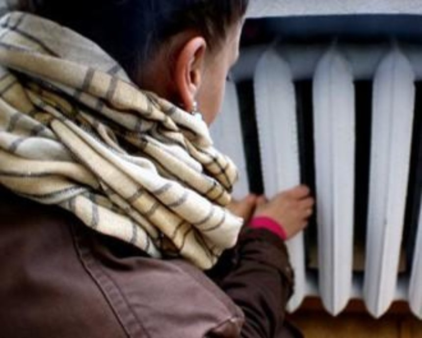 В «Киевэнерго» подсчитали дома, в которых нет тепла
