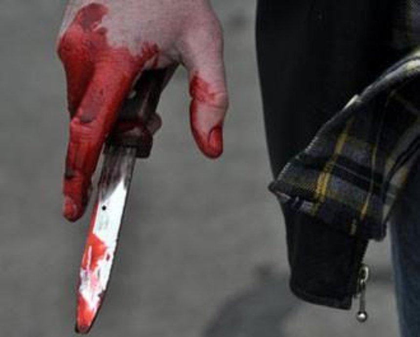 Пьяный киевлянин зарезал жену ножом