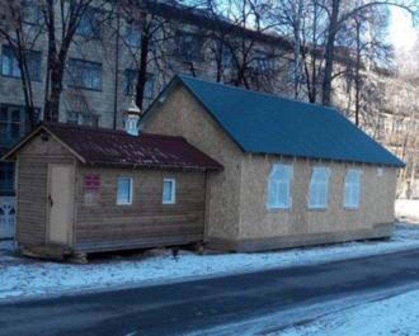 Московский Патриархат захватил землю в Киеве