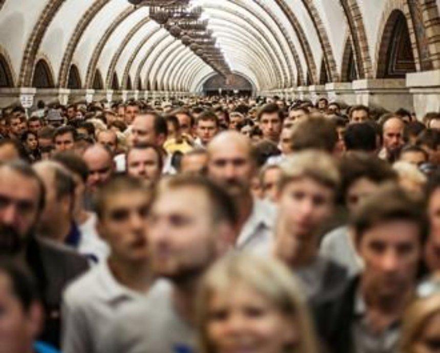 Киевский метрополитен назвал самые загруженные станции