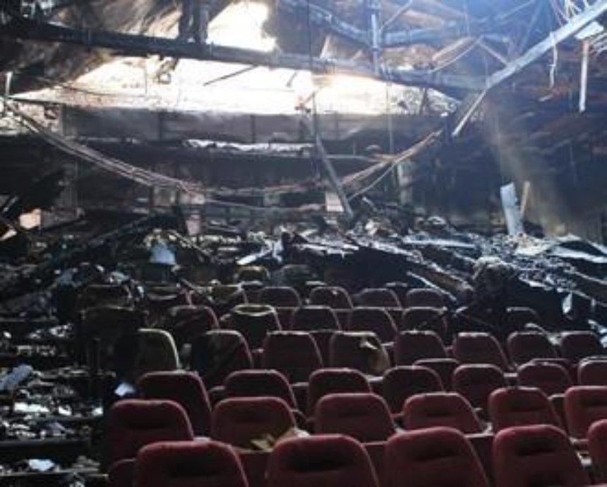 """Столичные власти выделили 12 миллионов на ремонт кинотеатра """"Жовтень"""" в этом году"""