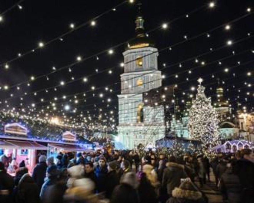 На Рождество в Киеве усилят охрану общественного порядка