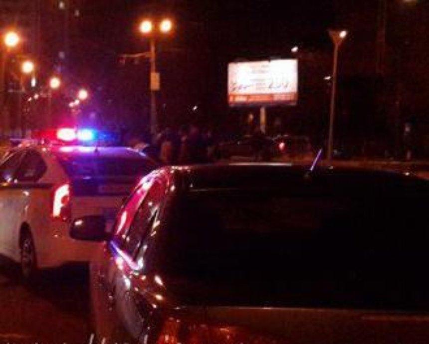 Столичные гаишники более получаса гонялись по городу за пьяным водителем (фото)