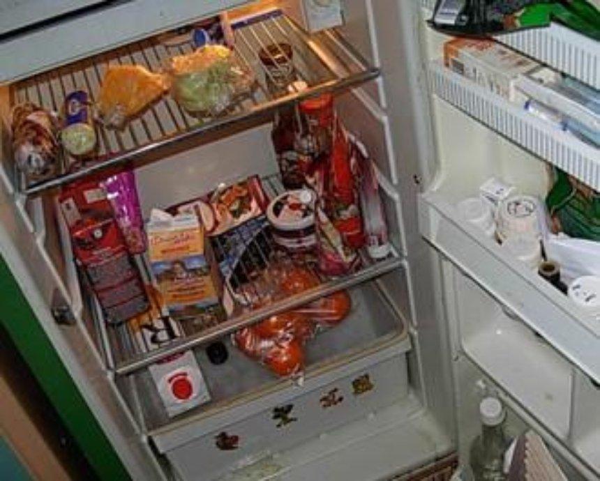 В Киеве грабители опустошают холодильники
