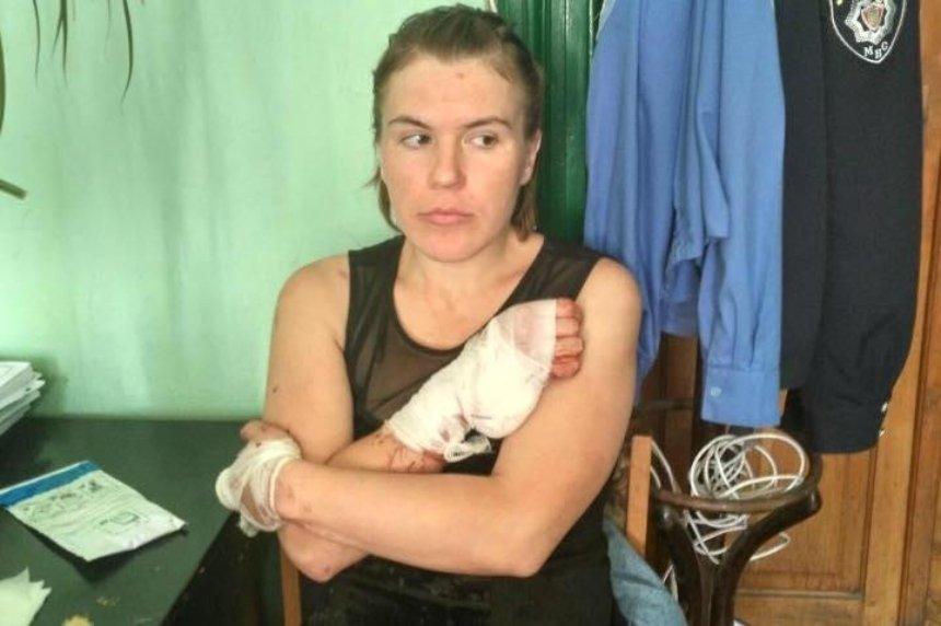 Чистое безумие: в Киеве задержали россиянку, которая сбежала из львовской психбольницы