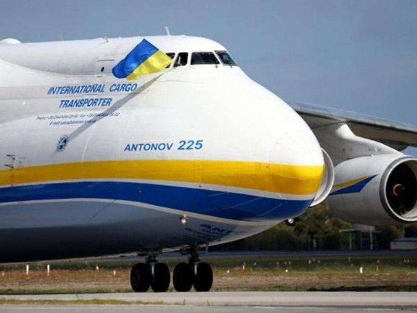 """Новый рекорд: """"Мрія"""" стала самым популярным самолетом в мире"""