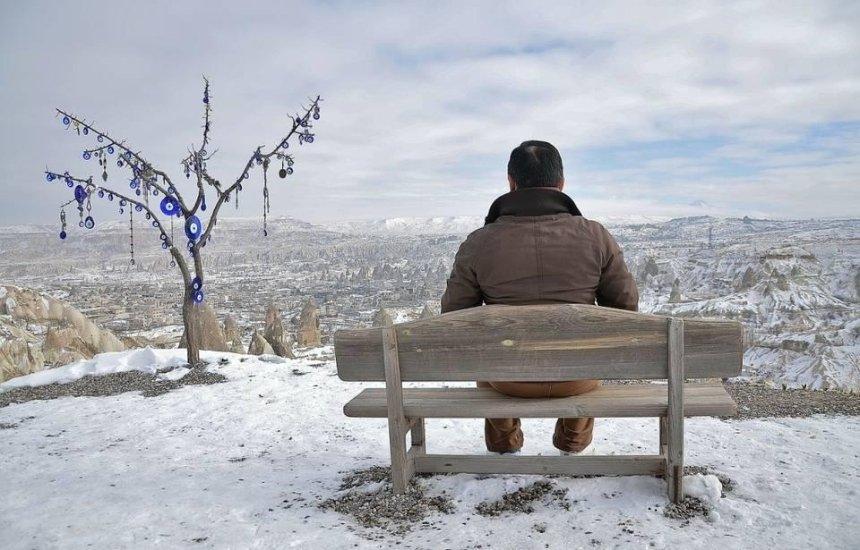 Помогите найти: в Киеве накануне Нового года пропал мужчина