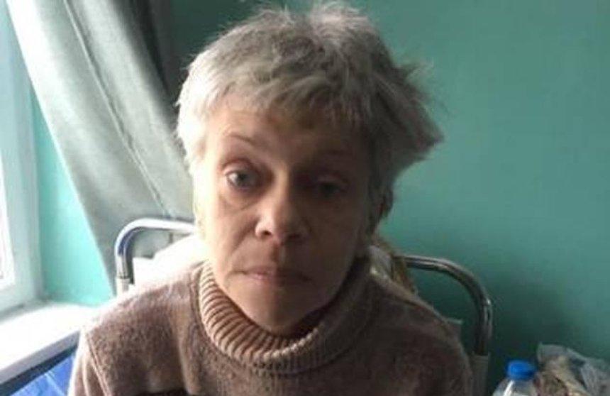 Помнит только имя: в Киеве ищут родственников женщины с амнезией