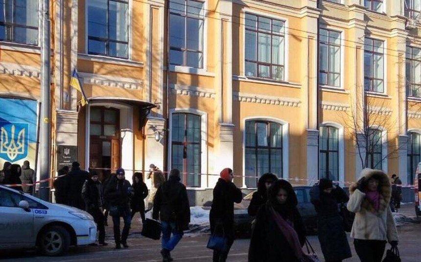 Это бомба: из-за угрозы взрыва эвакуировали весь Высший админсуд (фото)