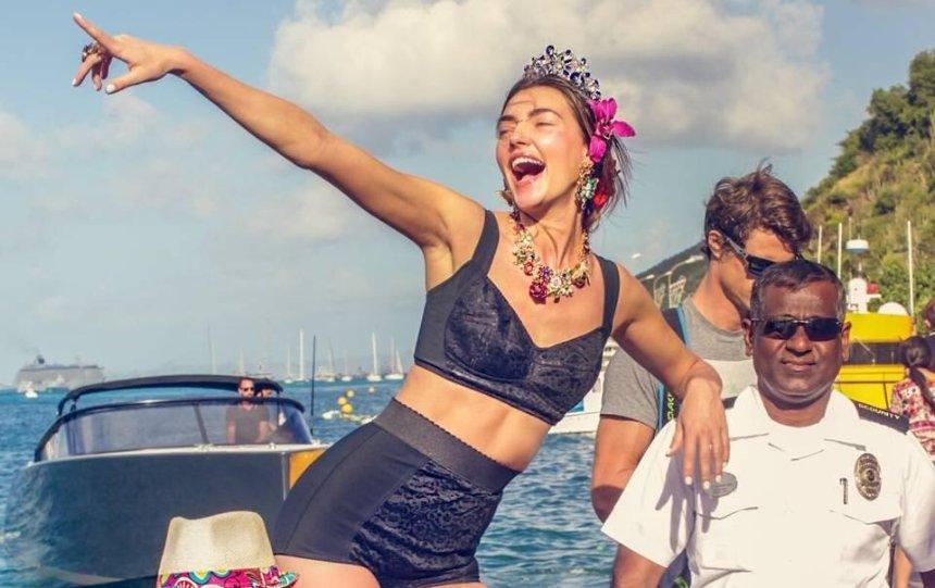 Идеально вписалась: украинка стала лицом Dolce & Gabbana