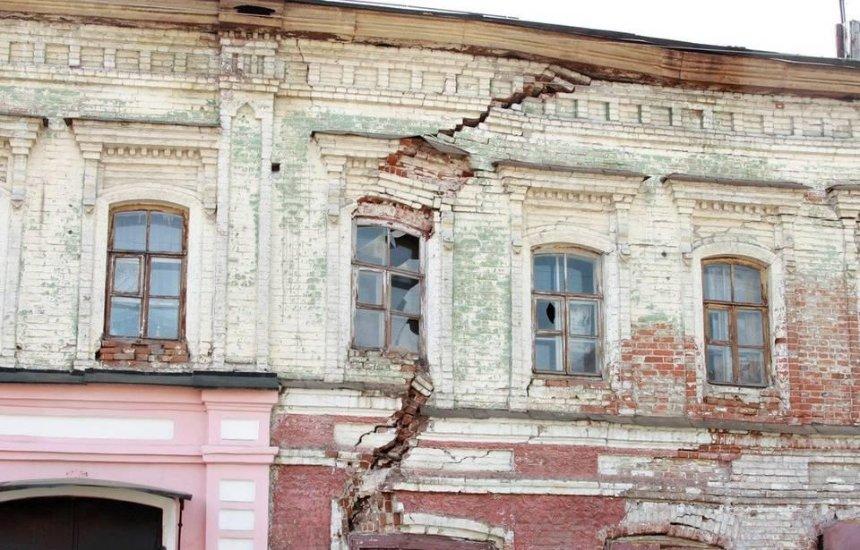 Жизнь дала трещину: список аварийных домов Киева
