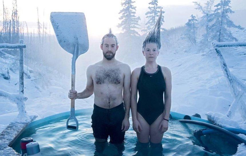 Не нашкодь собі: як правильно купатися в ополонці на Водохрещу
