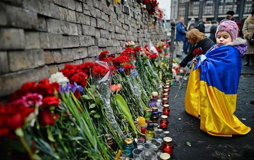 Вечная память: в Киеве появится мемориал Героев Небесной Сотни