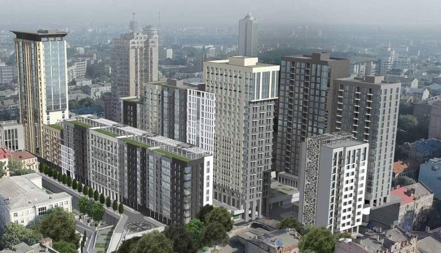 Скандальная стройка: на месте Сенного рынка возводят высотки и продают квартиры
