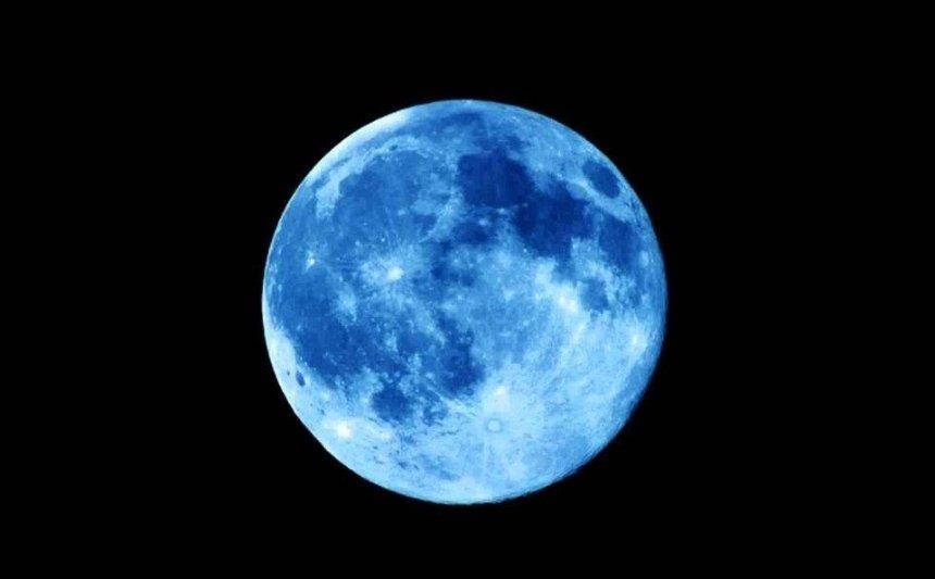 Уникальное явление: вконце января можно будет увидеть затмение «Голубой Луны»