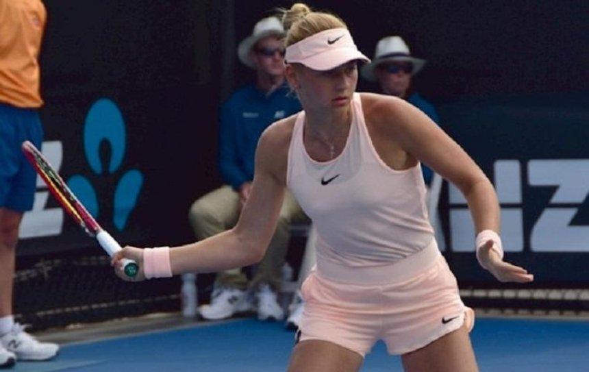 Юная киевлянка вышла в основную сетку Australian Open