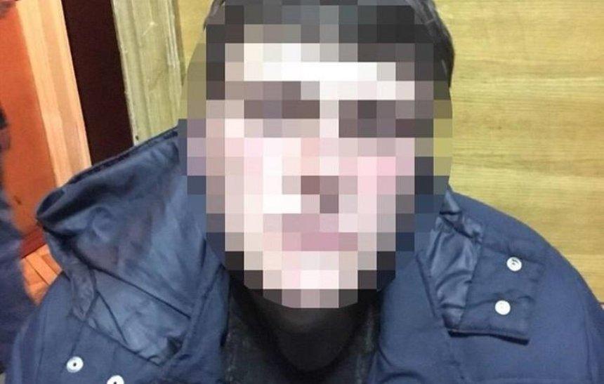 Пожар в Лавре: полиция задержала подозреваемого в поджоге
