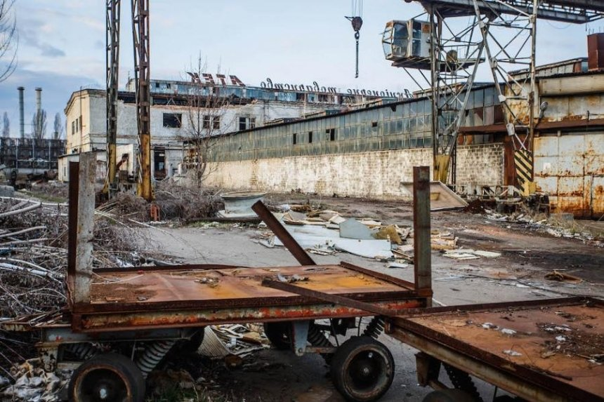 Руководство киевского завода АТЕК обратилось с открытым письмом к Порошенко