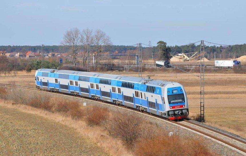 Вэтом году «Укрзализныця» запустит поезда вГерманию иСловакию