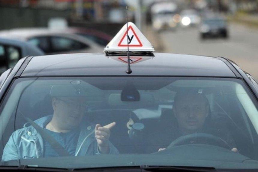 ВУкраїні можуть скасувати обов'язкові курси для отримання водійських прав
