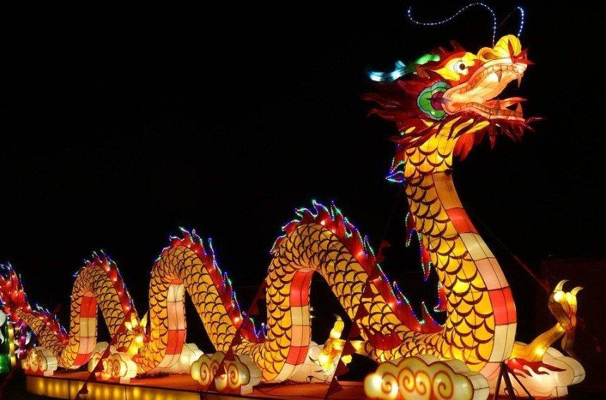 На Певческом поле пройдет фестиваль гигантских китайских фонарей