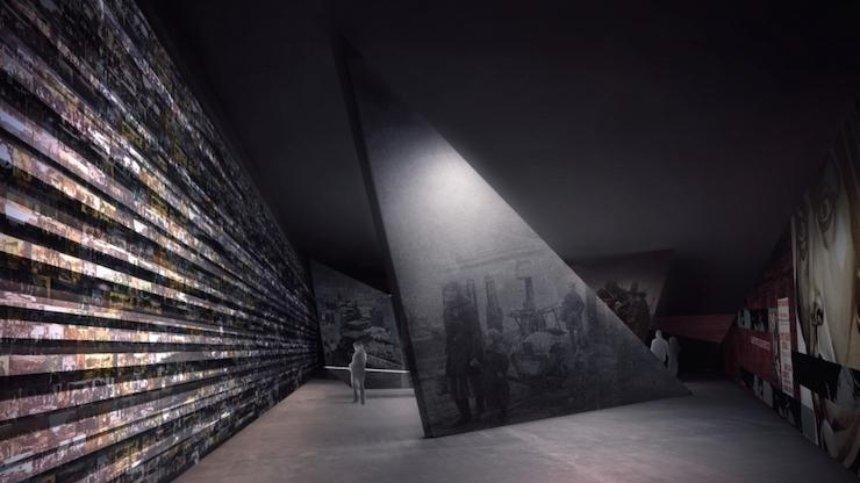 Как будет выглядеть вторая очередь мемориала памяти жертв Голодомора (фото)