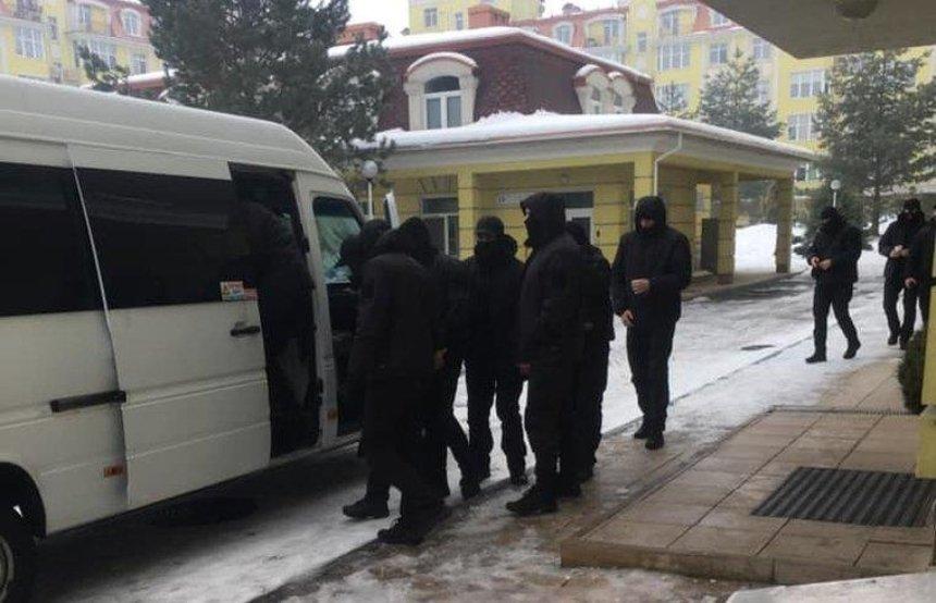 Владелец гостиничного комплекса в Киевской области заявил, что рейдерство его бизнеса заказал директор ФК «Шахтер» Сергей Палкин