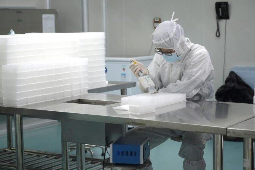 В Украине хотят купить тесты для определения китайского коронавируса