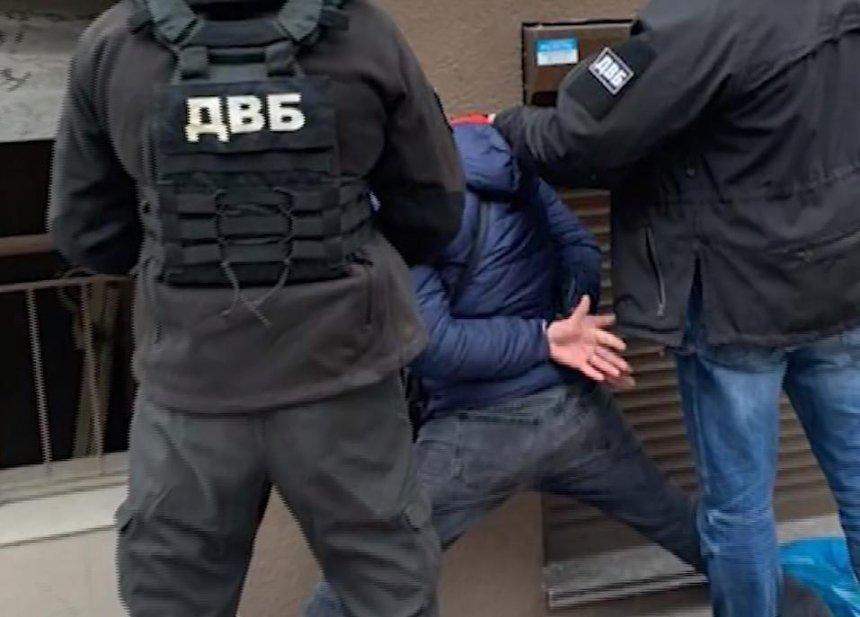 В Киеве задержали боевика «ДНР», который стрелял в полицейских