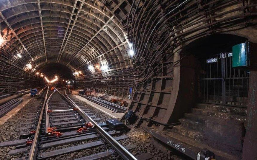 Запуск метро на Виноградарь перенесли на год, — «Киевметрострой»