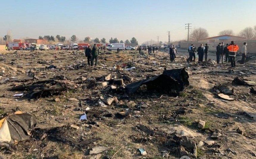 ВМинобороны США считают, что самолет МАУ сбили иранские военные,— СМИ