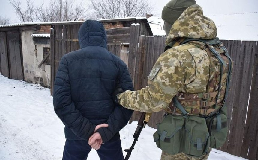 В Донецкой области задержали боевика, который охранял обломки самолета рейса МН-17 (фото)
