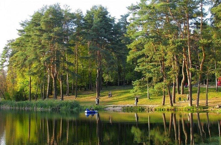В Киеве создадут 36 новых парков и 11 заповедников в 2020 году