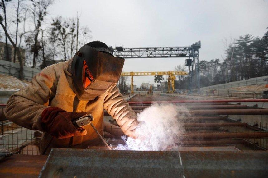 «Все работы идут по графику»: Кличко уточнил сроки запуска метро на Виноградарь
