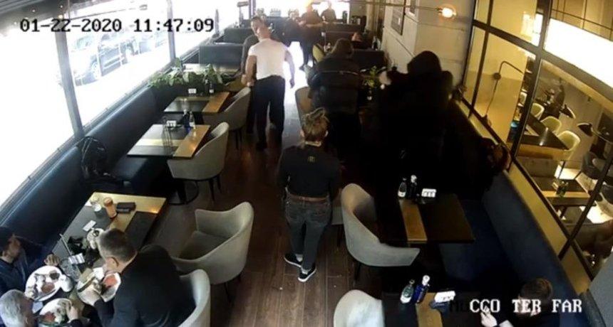 Драка с Кивой в ресторане: генпрокурор открыл уголовное производство против депутата
