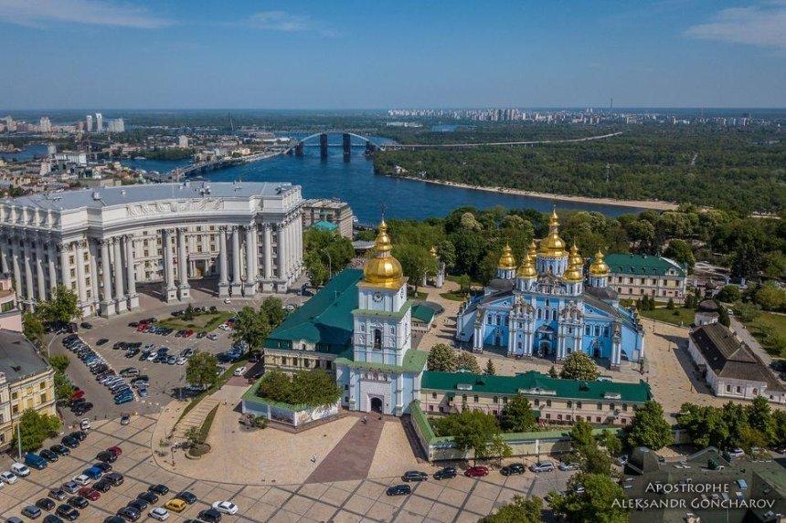 Киев вошел в топ-5 мест планеты, которые стоит посетить в 2020 году