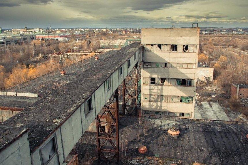 В Киеве хотят сократить количество промзон