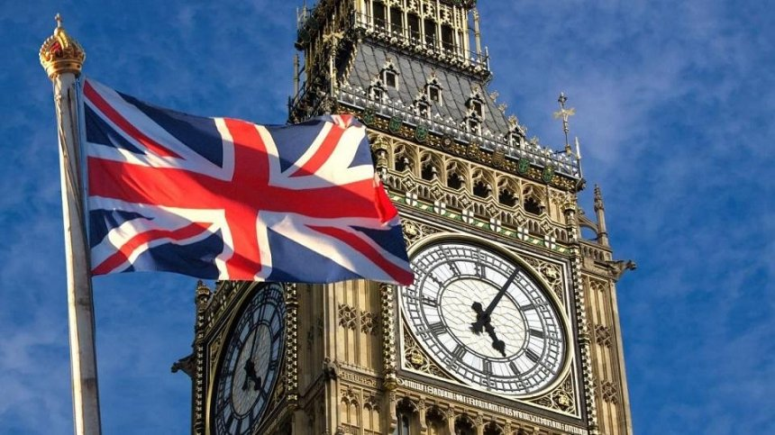 Украина ввела временный безвиз для британцев и ирландцев