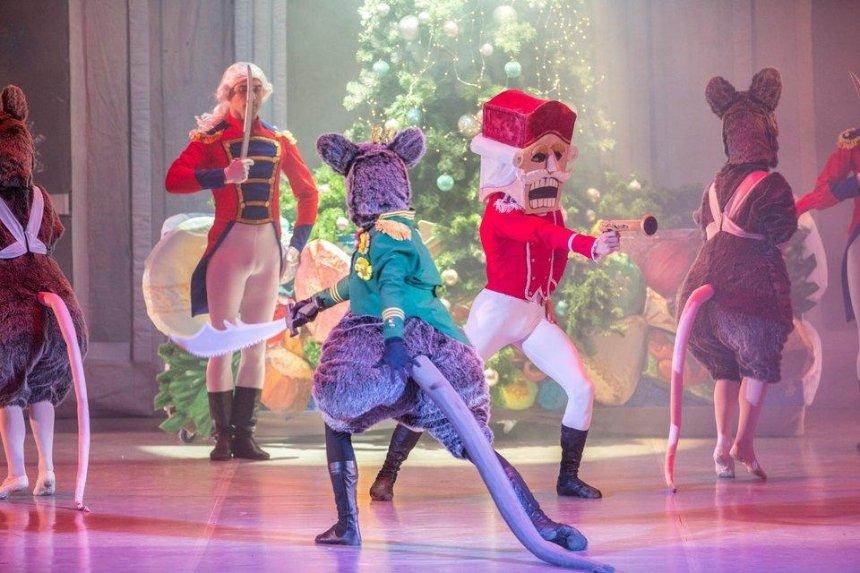 В Киеве состоялась премьера нового балета «Щелкунчик»