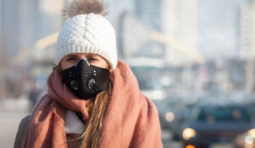 ВКГГА назвали причину загрязненного воздуха вКиеве
