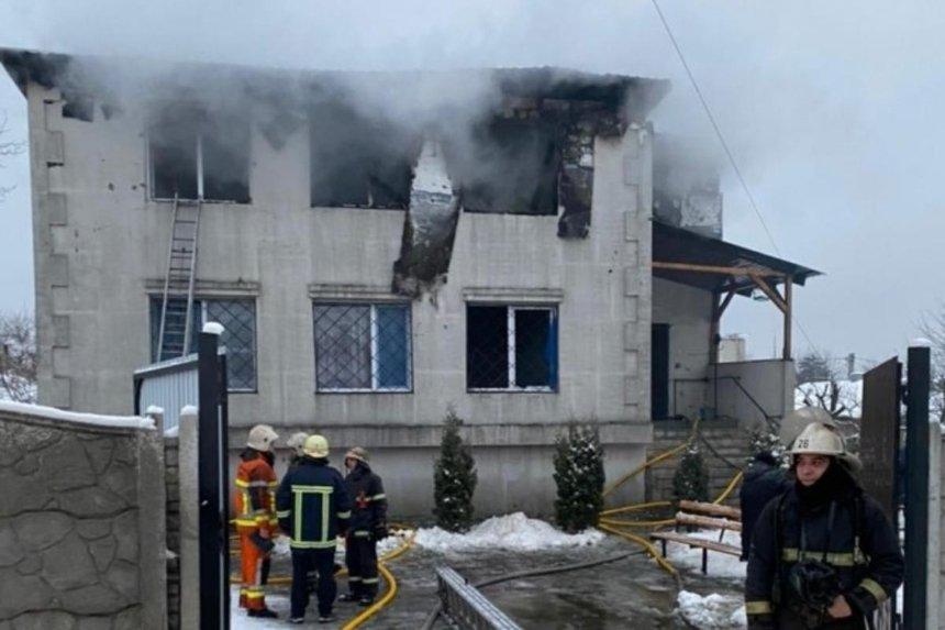 Вхарьковском доме престарелых произошел пожар: погибли 15человек