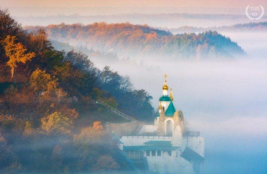 «Википедия» выбрала десять лучших фото памятников культуры Украины: вот они