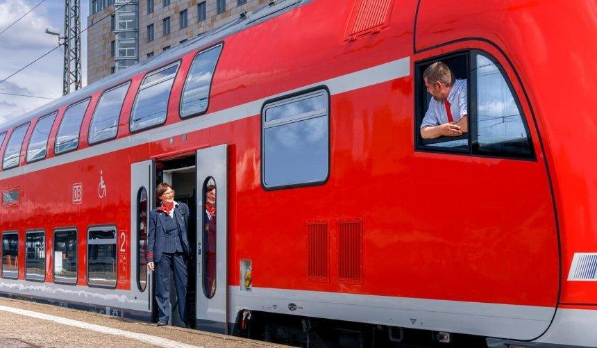 Deutsche Bahn набирает машинистов поездов изУкраины: требования кпретендентам