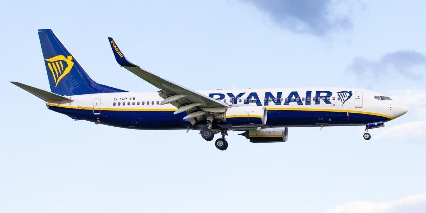 Ryanair приостановит70% полетов изКиева доконца марта