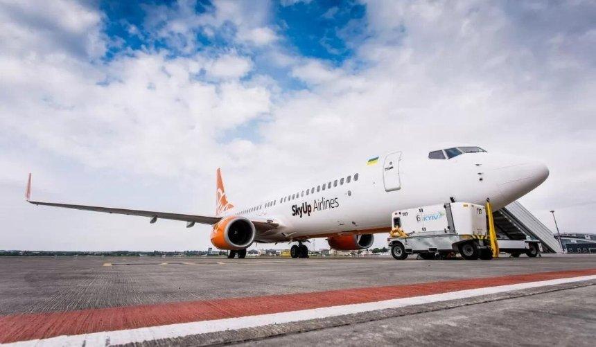 SkyUp прекратит полеты изКиева вКаппадокию: причины