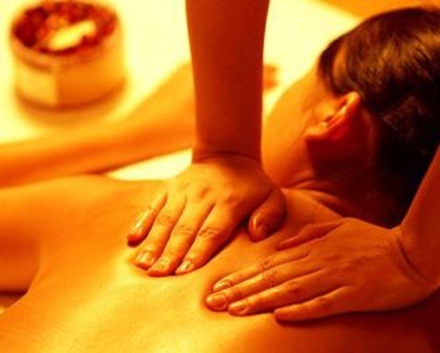 Сила трения: эротический массаж в «Нашем Киеве»