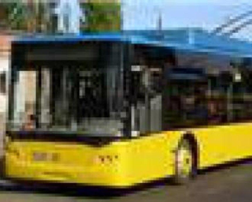 Киев купил троллейбусов почти на 300 миллионов