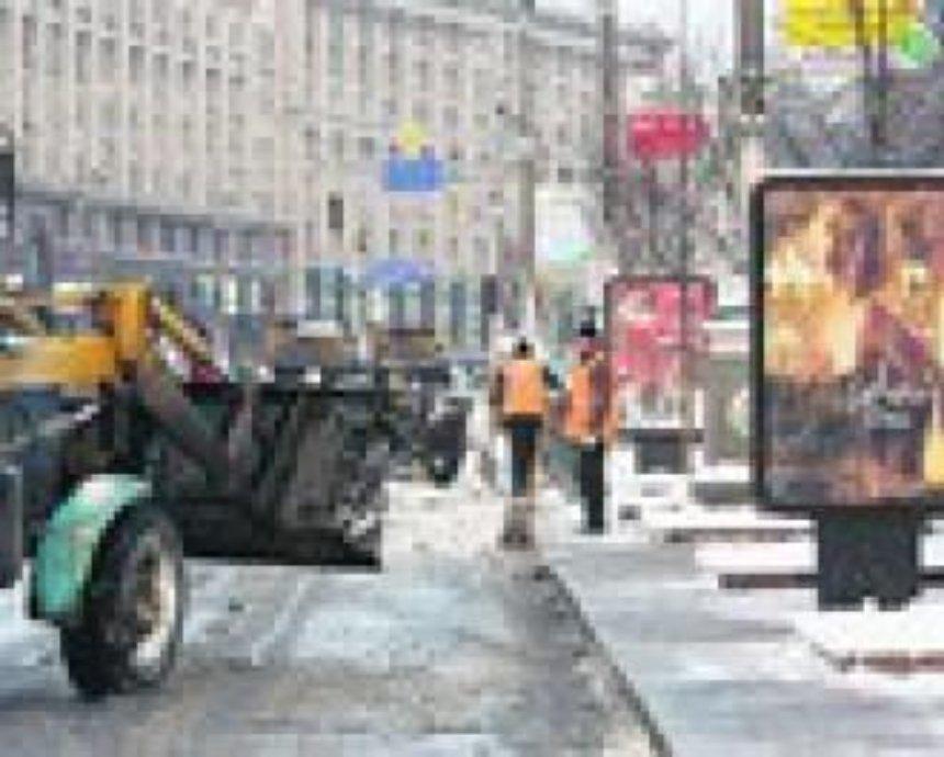Попов приказал коммунальным службам не мешать друг другу