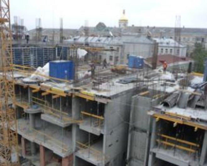 Чиновники утверждают, что строительство на Гончара не ведется